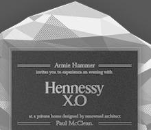 Hennessy Invitation